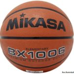 Mikasa BX1000 Rubber Basketball