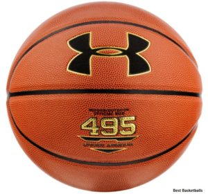 Under Armour 495 Indoor Outdoor Basketball