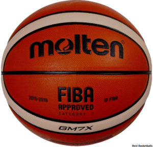 Molten Gm7 Basketball