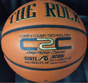 The Rock Official Basketball