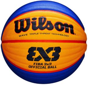 Wilson Fiba 3x3