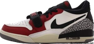 Jordan Mens Air Legacy Basketball Shoes