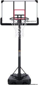 MARNUR Portable Basketball Hoop
