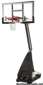 Spalding NBA Hybrid Portable Hoop